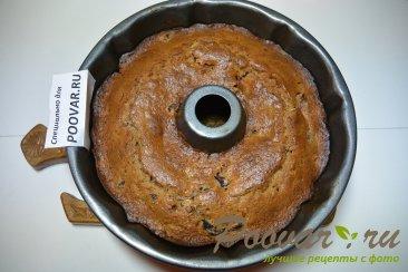Кекс на кефире с манкой и вишней Шаг 12 (картинка)