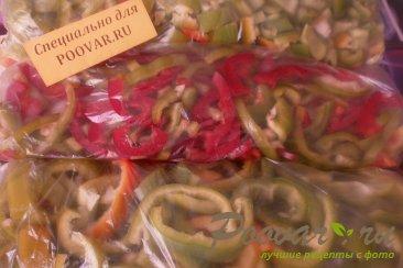 Заморозка перца на зиму Шаг 12 (картинка)