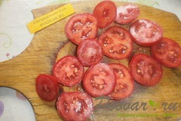 Салат из морской капусты и моцареллы Шаг 5 (картинка)