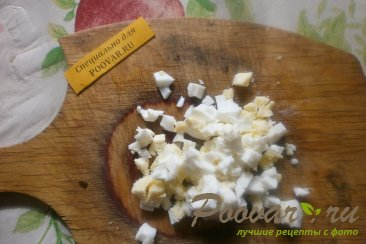 Салат из морской капусты и моцареллы Шаг 3 (картинка)
