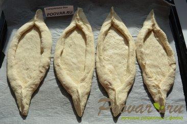 Хачапури по - аджарски Шаг 12 (картинка)