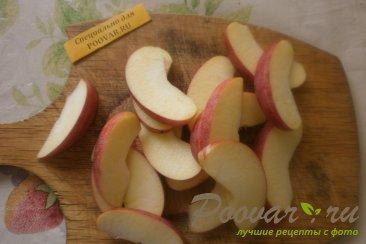 Салат с яблоками Шаг 4 (картинка)