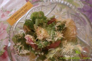 Салат с яблоками Шаг 10 (картинка)