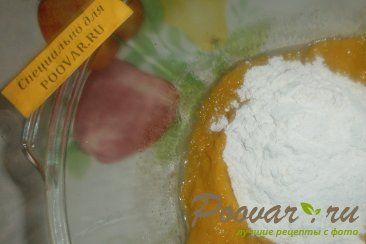 Кексы из тыквы и вишни Шаг 6 (картинка)