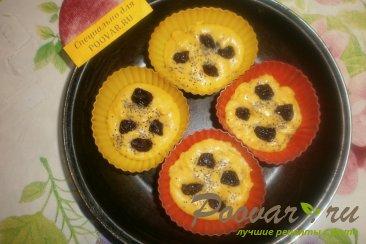 Кексы из тыквы и вишни Шаг 9 (картинка)