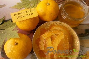 Цукаты из апельсиновых корок Изображение