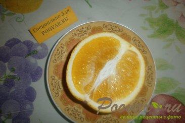 Цукаты из апельсиновых корок Шаг 1 (картинка)
