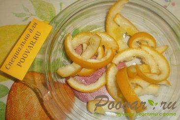 Цукаты из апельсиновых корок Шаг 4 (картинка)