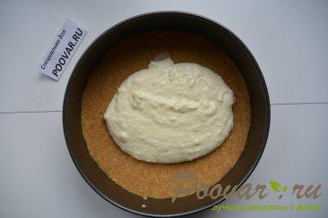 Творожно - смородиновый торт без выпечки Шаг 13 (картинка)