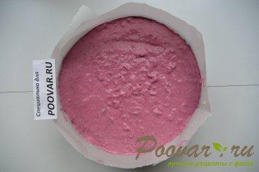 Творожно - смородиновый торт без выпечки Шаг 15 (картинка)