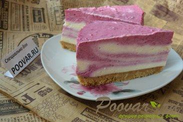 Творожно - смородиновый торт без выпечки Шаг 19 (картинка)