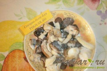 Голубцы с грибами Шаг 6 (картинка)