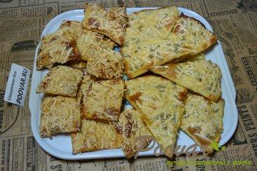 Картофельные слойки с сыром Изображение