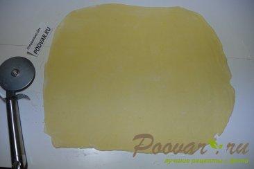 Картофельные слойки с сыром Шаг 13 (картинка)