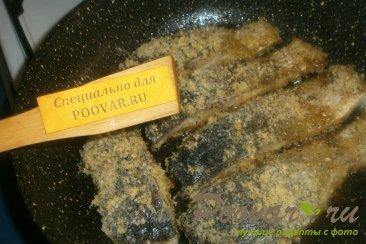 Толстолобик жареный в кукурузных хлопьях Шаг 6 (картинка)