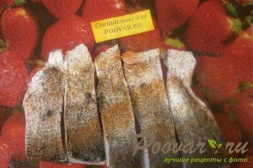 Толстолобик жареный в кукурузных хлопьях Шаг 4 (картинка)