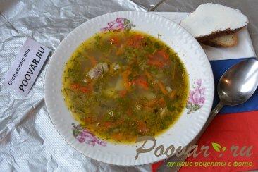 Суп из рыбных консервов Шаг 8 (картинка)