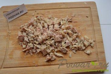 Картофельные драники с мясом и сыром Шаг 2 (картинка)