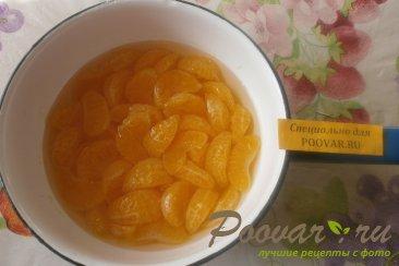 Варенье из мандаринов и яблок Шаг 9 (картинка)