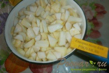 Варенье из мандаринов и яблок Шаг 4 (картинка)