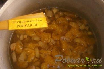 Варенье из мандаринов и яблок Шаг 10 (картинка)