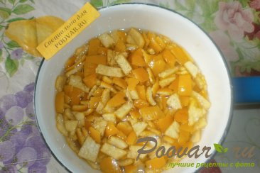 Варенье из мандариновых корочек Шаг 4 (картинка)