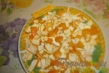 Варенье из мандариновых корочек Шаг 2 (картинка)