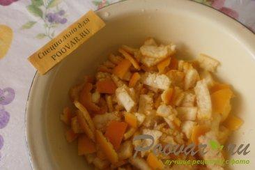 Варенье из мандариновых корочек Шаг 3 (картинка)