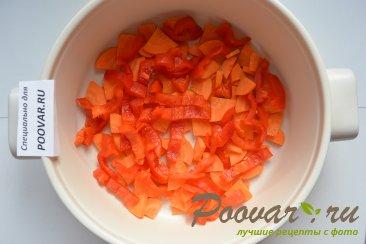 Тушенная свинина с овощами Шаг 7 (картинка)
