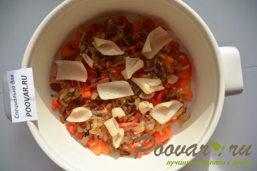 Тушенная свинина с овощами Шаг 9 (картинка)