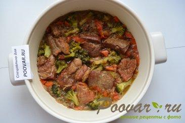 Тушенная свинина с овощами Шаг 16 (картинка)