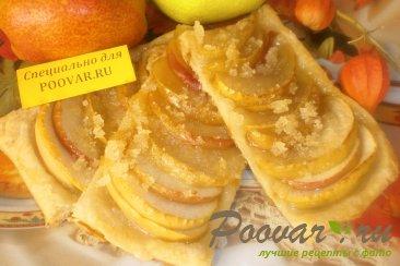 Яблоки в сахарной шубе Изображение