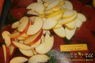Яблоки в сахарной шубе Шаг 6 (картинка)