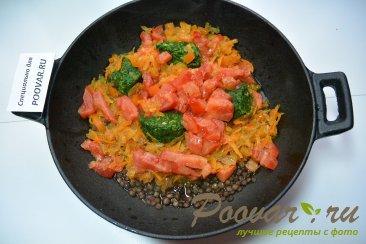 Чечевица с овощами Шаг 7 (картинка)