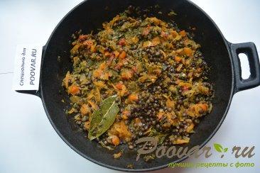 Чечевица с овощами Шаг 8 (картинка)