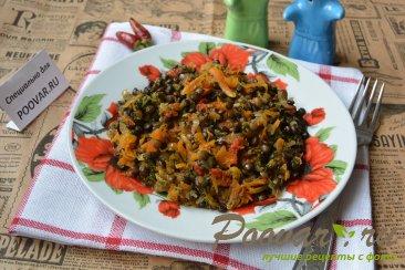 Чечевица с овощами Шаг 9 (картинка)