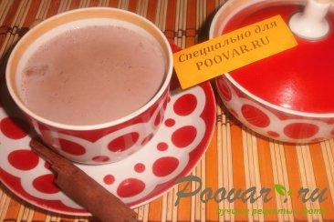 Какао с корицей Изображение