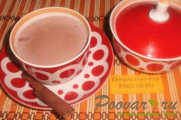 Какао с корицей Шаг 7 (картинка)