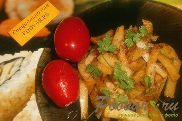 Картофель запечённый в пиве Изображение