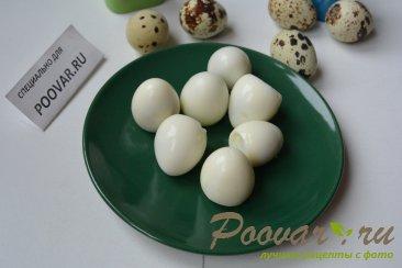 Картофельные крекеры с перепелиными яйцами Шаг 1 (картинка)