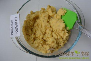 Картофельные крекеры с перепелиными яйцами Шаг 3 (картинка)
