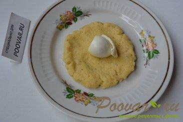 Картофельные крекеры с перепелиными яйцами Шаг 6 (картинка)