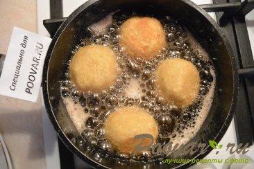 Картофельные крекеры с перепелиными яйцами Шаг 9 (картинка)