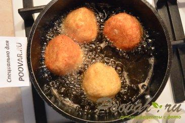 Картофельные крекеры с перепелиными яйцами Шаг 10 (картинка)