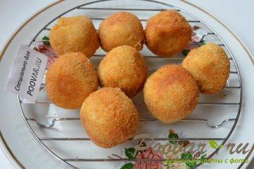 Картофельные крекеры с перепелиными яйцами Шаг 11 (картинка)