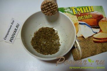 Пшенично-ржаной хлеб за 1 час, без дрожжей Шаг 1 (картинка)