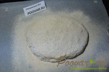 Пшенично-ржаной хлеб за 1 час, без дрожжей Шаг 9 (картинка)