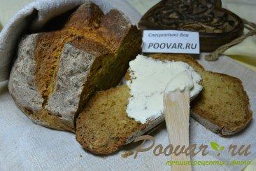 Пшенично-ржаной хлеб за 1 час, без дрожжей Шаг 13 (картинка)