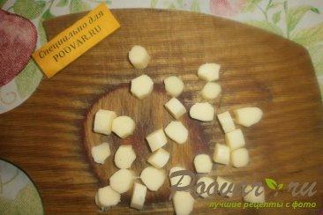 Мясные мини - котлетки с сыром Шаг 6 (картинка)