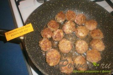 Мясные мини - котлетки с сыром Шаг 11 (картинка)